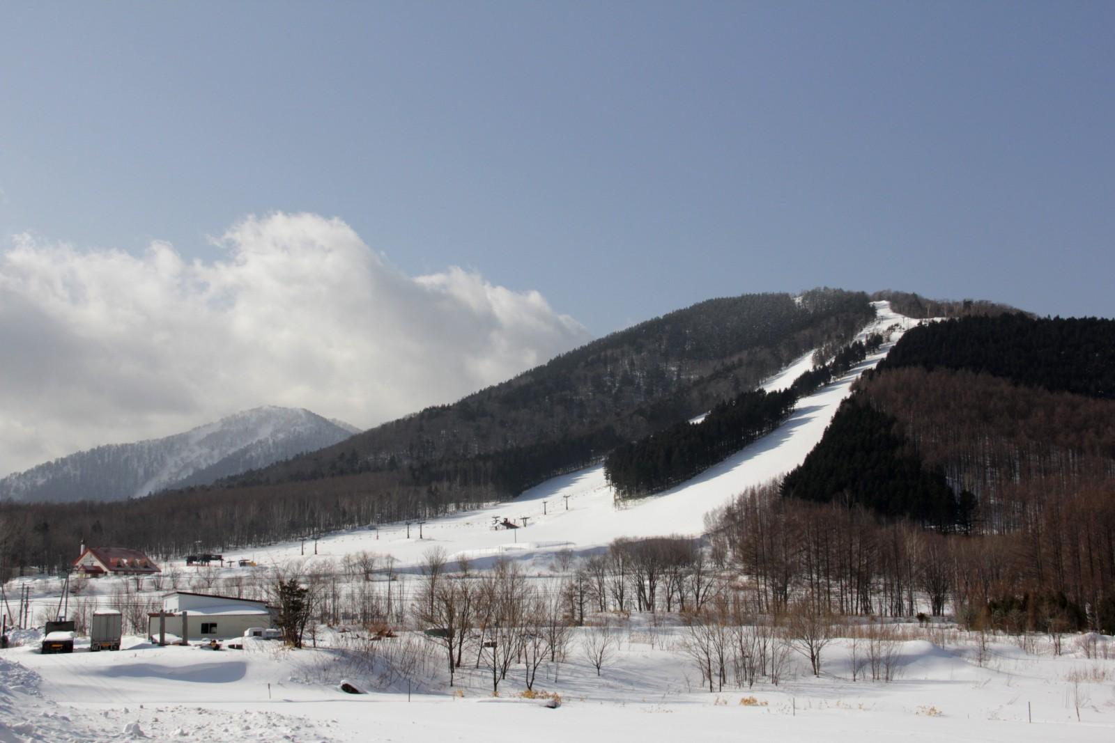 スキー 場 富良野